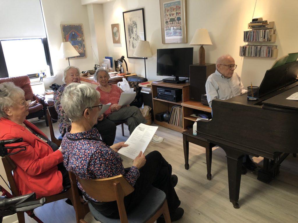 Celebrating Selfhelp's Talented Residents... - The Selfhelp Home